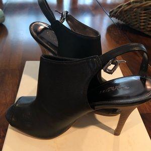 Coach Lanora Soft Grain Heel Brand New Never Worn
